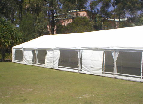 Marquee Hire - all sizes - with or without walls or lining etc & Nomadic Tents