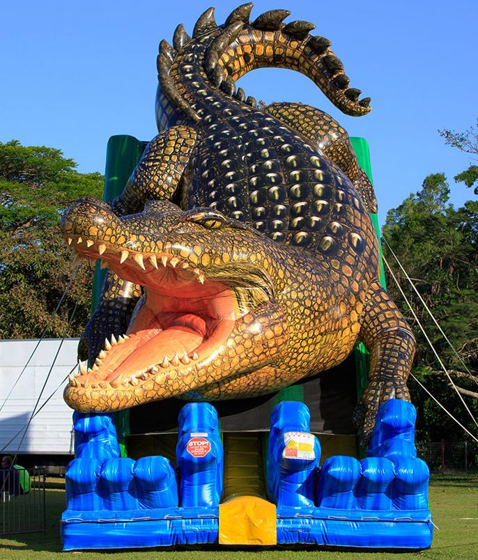 Inflatable Water Slide Hire Gold Coast: Rides & Amusements